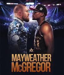 Mayweather McGregor 2